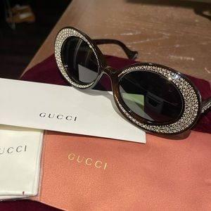 NWT GUCCI Hollywood Forever Collection Sunglasses